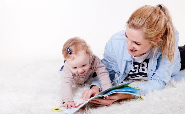 Dicas de livros para ler com as crianças antes de dormir